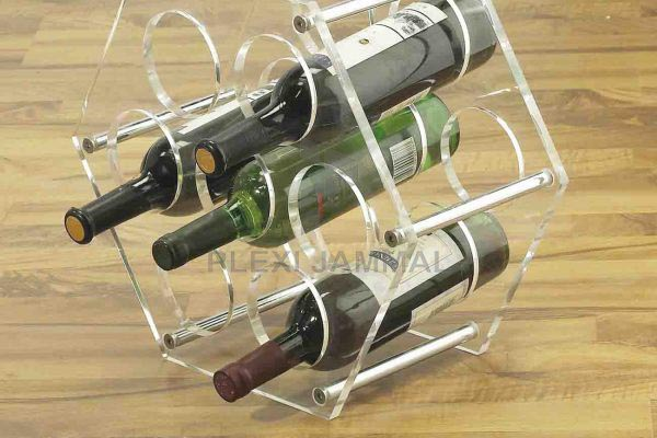 acrylic-wine-rack