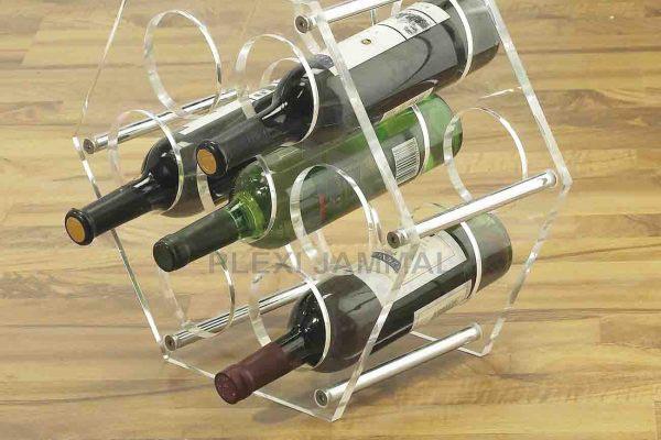 acrylic-wine-rack