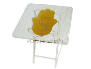 Table square fatma hand